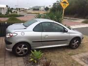 Peugeot 206 CC Convertible Alkimos Wanneroo Area Preview
