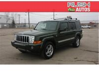 2009 Jeep Commander Limited 4WD 5.7 Hemi LEATHER, HILL ASSIST