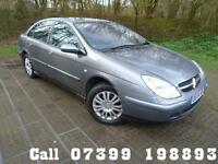 CITROEN C5 2.0 VTR HDI 5d 110 BHP Well cared for example (grey) 2004