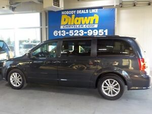 2013 Dodge Grand Caravan SXT PLUS WITH DVD