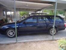 2001 ba ford wagon Thompson Beach Mallala Area Preview