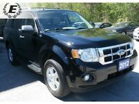 2012 Ford Escape XLT  AWD 4 CYLINDER