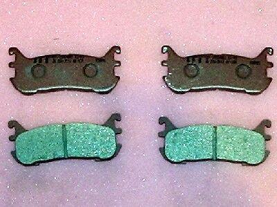 Rear brake pads, Mazda MX-5 mk2 1.6 & 1.8, MX5, 1998-2005, for 251mm discs