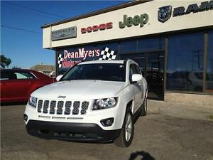2015 Jeep Compass High Altitude