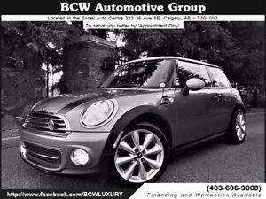 2013 MINI Cooper Technology Package Low Km Certified $17,995.00
