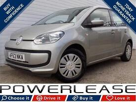 2013 VOLKSWAGEN UP 1.0 MOVE UP 5D 59 BHP