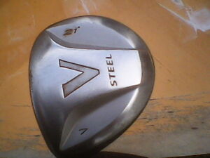 TaylorMade Left #7 Driver