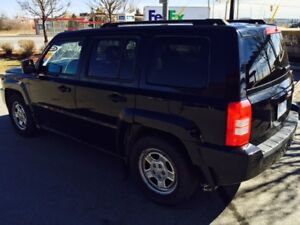 2008 JEEP PATRIOT..LADY DRIVEN..GREAT ON GAS!!