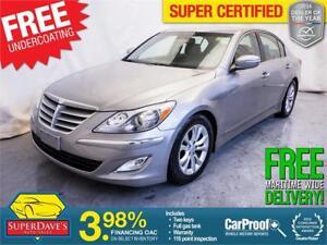 2012 Hyundai Genesis 3.8L V6*Warranty*