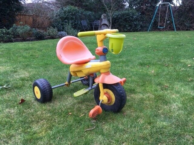 Child's Smartrike suitable for age 2+ depending on height