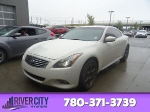 2011 INFINITI G37 Coupe AWD PREMIUM Leather,  Heated Seats,  Sun