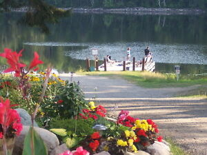 110 acres resort 2640' on Trout lake near Noelville French River