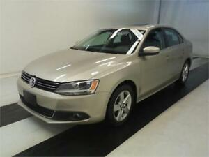 2014 Volkswagen Jetta 2.0TDI COMFORTLINE-NO ACCIDENTS-71KMS