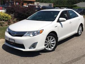 2012 Toyota Camry Hybrid XLE-LOADED-1 OWNER-NO ACCIDENTS