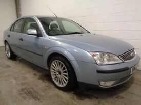 FORD MONDEO DIESEL , 2006 REG , LOW MILES + FULL HISTORY , YEARS MOT , FINANCE AVAILABLE , WARRANTY