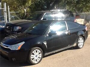 2008 Ford Focus SES $2650  LOADED CAR MIDCITY 1831 SASK