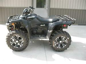 2013 Suzuki Kingquad 500AXi with Power Steering