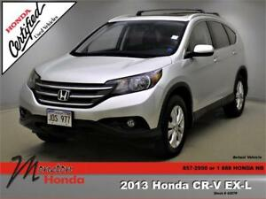 2013 Honda CR-V EX-L (A5)