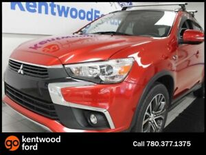 2016 Mitsubishi RVR AWC, NAV, sunroof, power leather seats, back