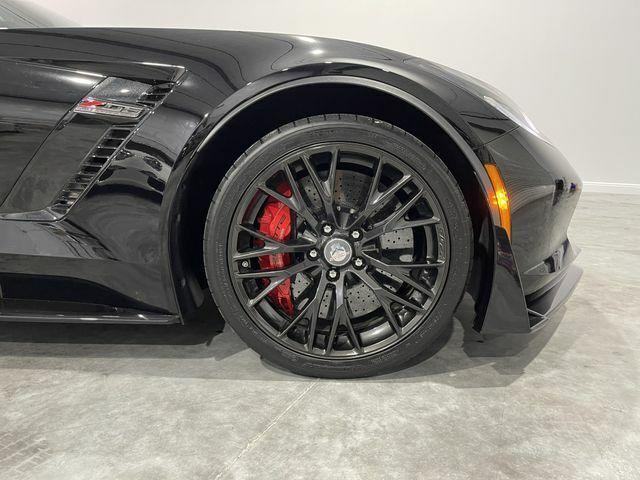 2016 Black Chevrolet Corvette Z06    C7 Corvette Photo 9
