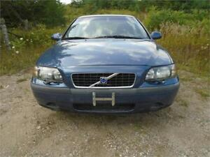 2002 Volvo S60 - Certified