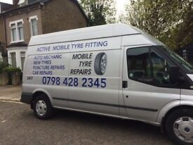 24/7 EMERGENCY CALL OUT - MOBILE TYRE FITTING