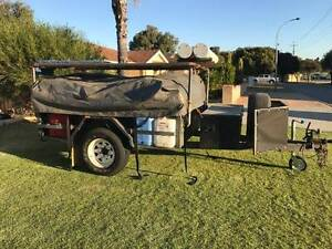 2010 Red Earth Off-Road Camper Trailer Ballajura Swan Area Preview