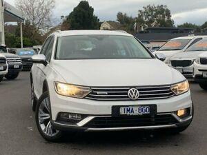 2018 Volkswagen Passat 3C (B8) MY18 140TDI DSG 4MOTION Alltrack White 7 Speed Frankston Frankston Area Preview