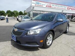 2013 Chevrolet Cruze LT Turbo ECO BLUETOOTH LEATHER SEATS