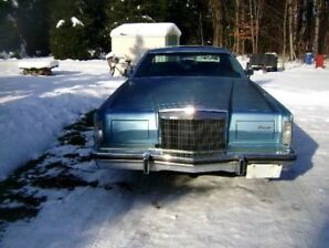 Lincoln Mark V 1978 Bumpers