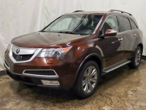 2011 Acura MDX Elite Package AWD w/ Leather, DVD, Navigation