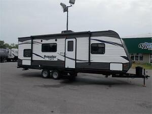 2017 HEARTLAND PROWLER LYNX 25LX TRAVEL TRAILER