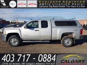 2013 Chevrolet Silverado 2500HD 4WD Ext Cab LT