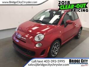 2018 FIAT 500 Pop- 5 Touch Screen