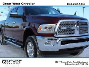 2017 Ram 3500 Laramie REMOTE START**TOWING MACHINE**5THWHEELPREP