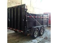 14' Ultimate Dump Trailer 15,000 lbs. GVWR