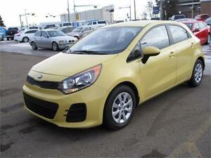 2016 Kia Rio EX Great Economy - Great Price - Only $88 Bi-Wkly