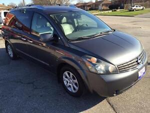 SALE!! 2007 NISSAN QUEST FULLY LOADED ONLY $6,995!! WE FINANCE!