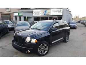 2009 Jeep Compass Rocky Mountain P/MOON BLUETOOTH ALLOYS