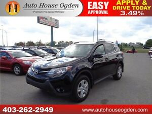 2013 Toyota RAV4 LE 90 DAYS NO PAYMENTS!