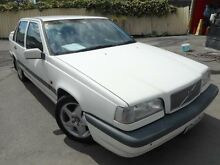 1996 Volvo 850 SE White 4 Speed Automatic Sedan Edgeworth Lake Macquarie Area Preview