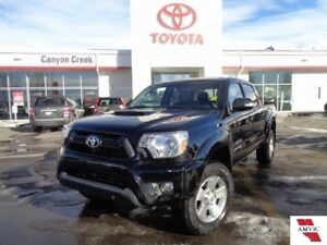 2015 Toyota Tacoma 4x4 Double Cab V6 MANUAL 6-SPEED TRD SPORT
