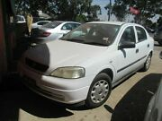 2005 Holden Astra AH CD White 4 Speed Automatic Hatchback Werribee Wyndham Area Preview