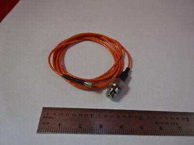 Bruel Kjaer Cable 3-56 To 10-32 For Accelerometer Vibration Test 95-51