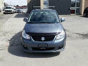 2009 Suzuki SX4 Sedan Sport ONLY 107KM!!!