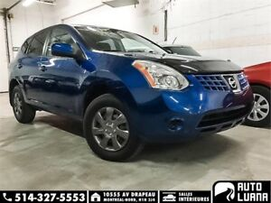 2008 Nissan Rogue AUTOMATIQUE/GRP ELEC/AC/SEULEMENT**100,000km**