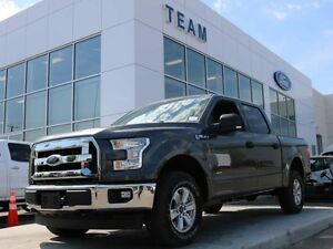 2017 Ford F-150 XLT, 300A, 3.5, SYNC, AIR CONDITIONING, CRUISE C