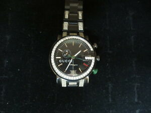 Men's Gucci Diamond Watch