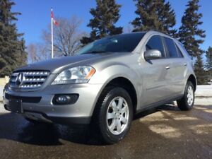 2006 Mercedes-Benz ML350, PREMIUM, AUTO, AWD, LEATHER, ROOF!
