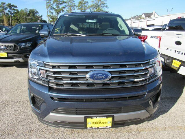 Owner 2020 Ford Expedition XLT 1057 Miles Blue Metallic Sport Utility Twin Turbo Premi